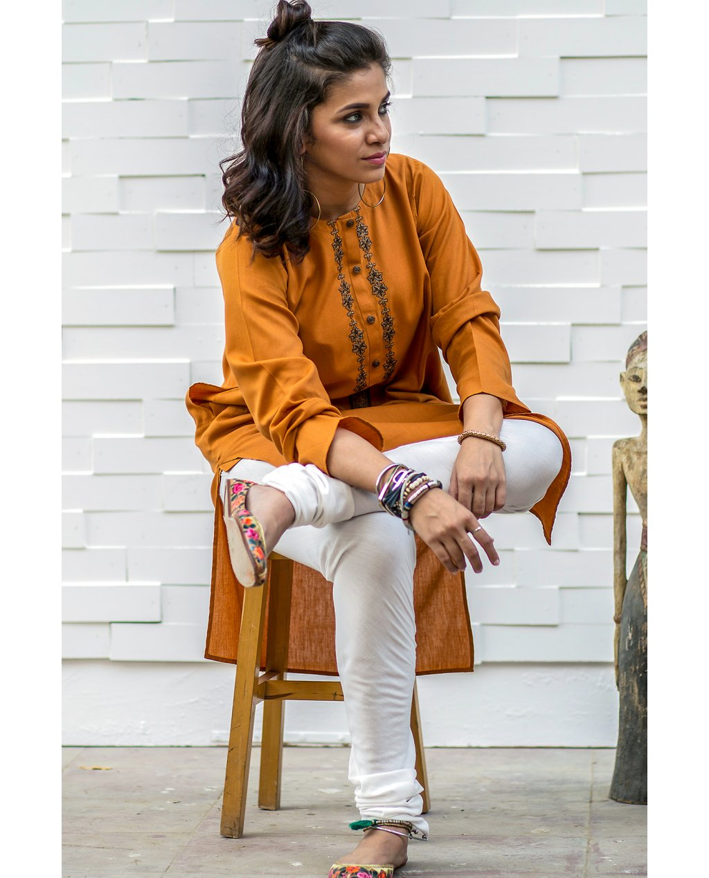 34942368631a EGO Winter Ladies Kurta Designs Collection 2018-19 Trends