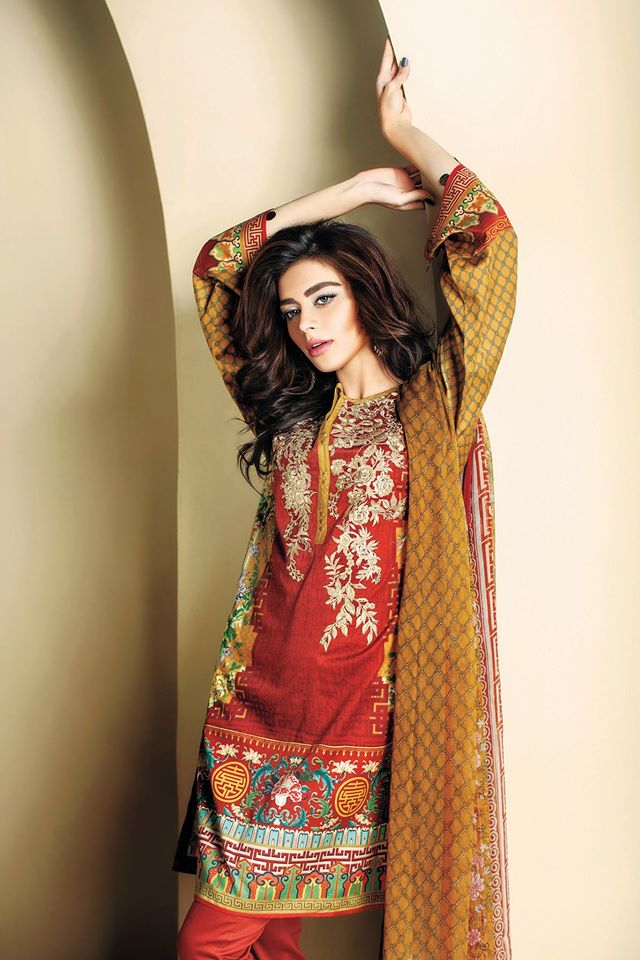 Ethnic by Outfitters fall winter collection 2015-2016 (1)