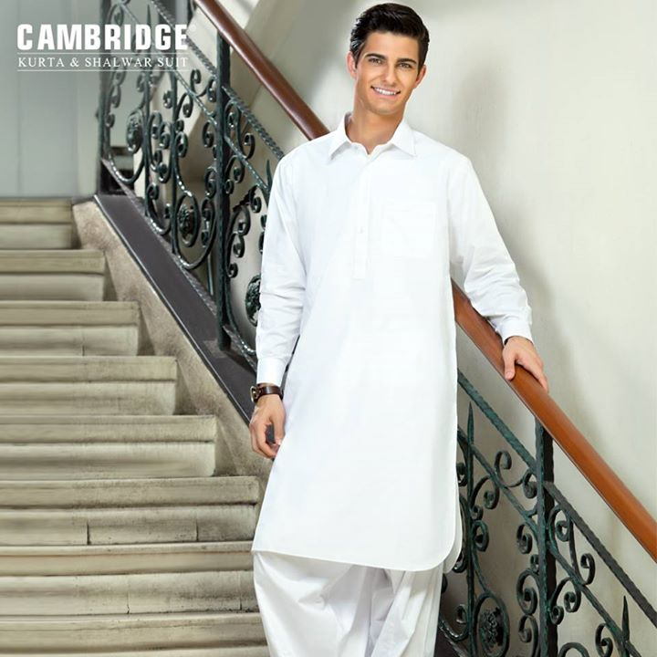 Latest winter kurta salwar collection by Cambridge 2016 (8)