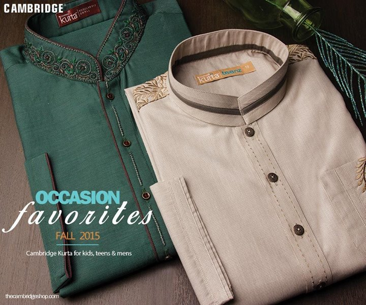 Latest winter kurta salwar collection by Cambridge 2016 (9)