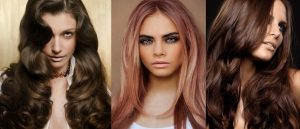 Top 10 Women Best Winter Hair Color Shades 2018-2019 Trends & Ideas