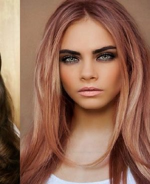 Top 10 Winter Hair Color Trends for Women 2016-2017