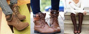 5 Best Fall Winter Footwear Shoes Trends 2018-2019 to Follow