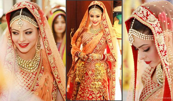 Amna Sharif- Top 10 Famous Indian Celebrity Wedding Dresses Trends (1)
