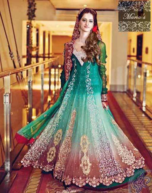 Latest Paki Dresses of 2013