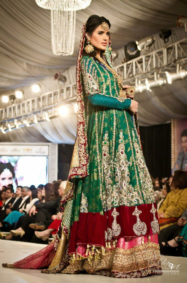 latest asian bridal gowns designs 20162017 collection
