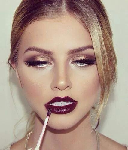 Best Party Makeup Looks 2016-2017 (2)