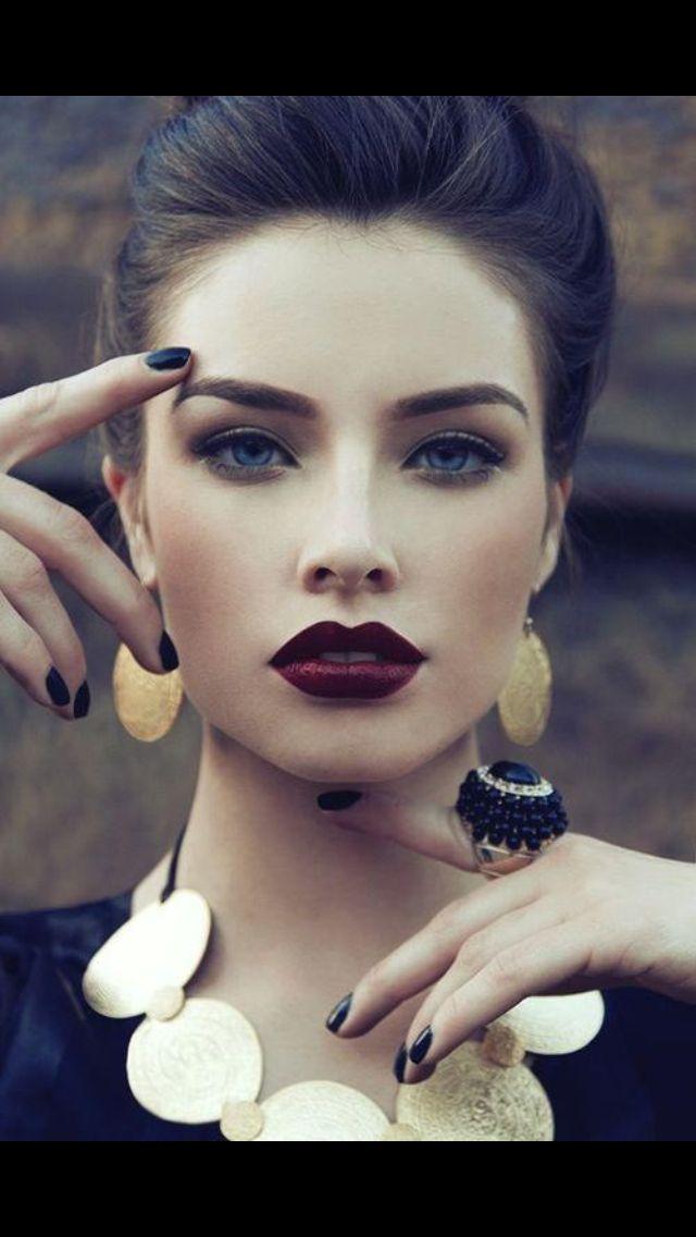 Best Party Makeup Looks 2016-2017 (4)