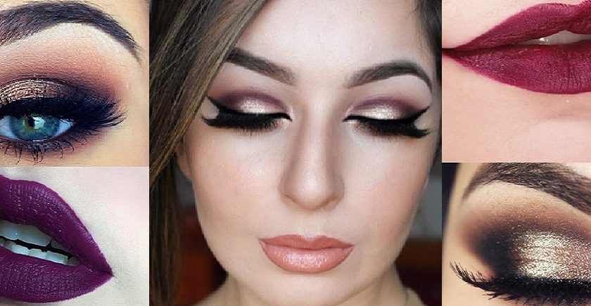 Best Party Makeup Tutorial Step by Step & Looks 2016-2017