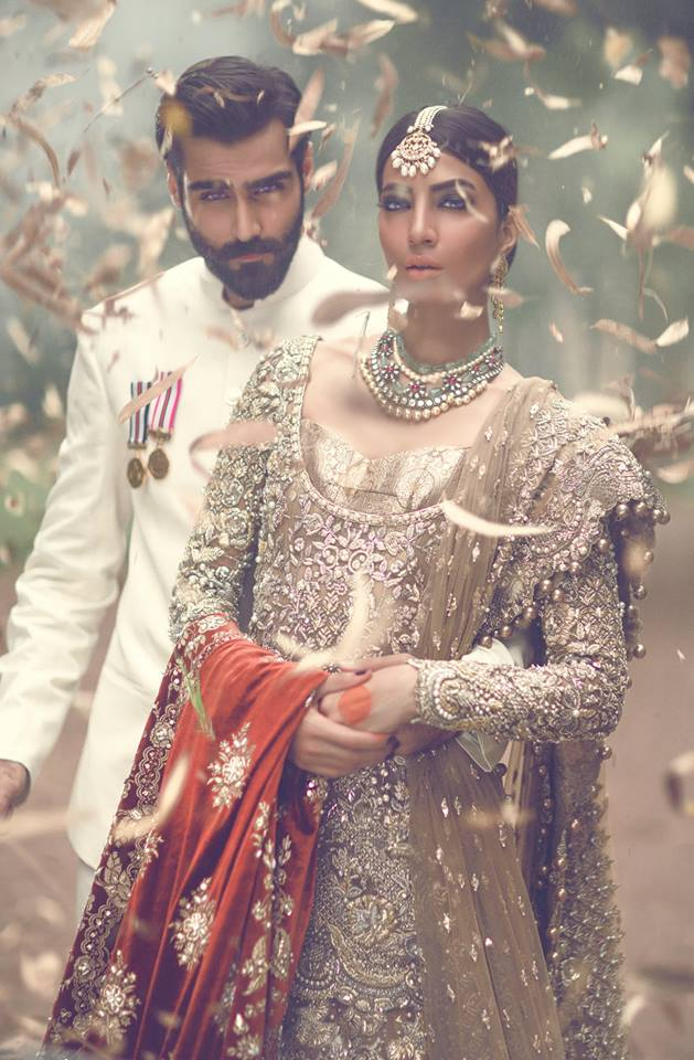 Elan Bridal Dresses & Gowns Wedding Collection 2016-2017 (18)