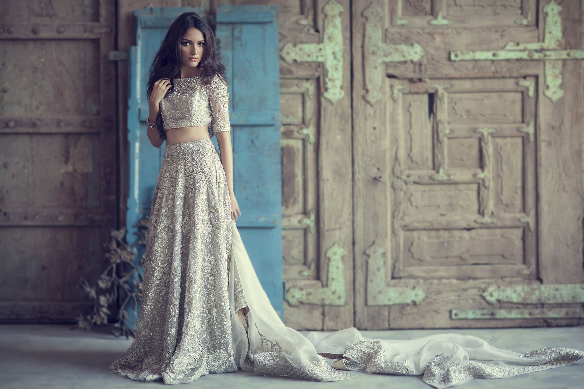 Elan Bridal Dresses & Gowns Wedding Collection 2016-2017 (31)