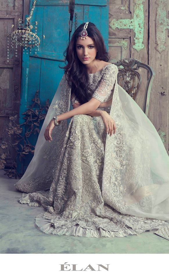 Elan Bridal Dresses & Gowns Wedding Collection 2016-2017 (5)