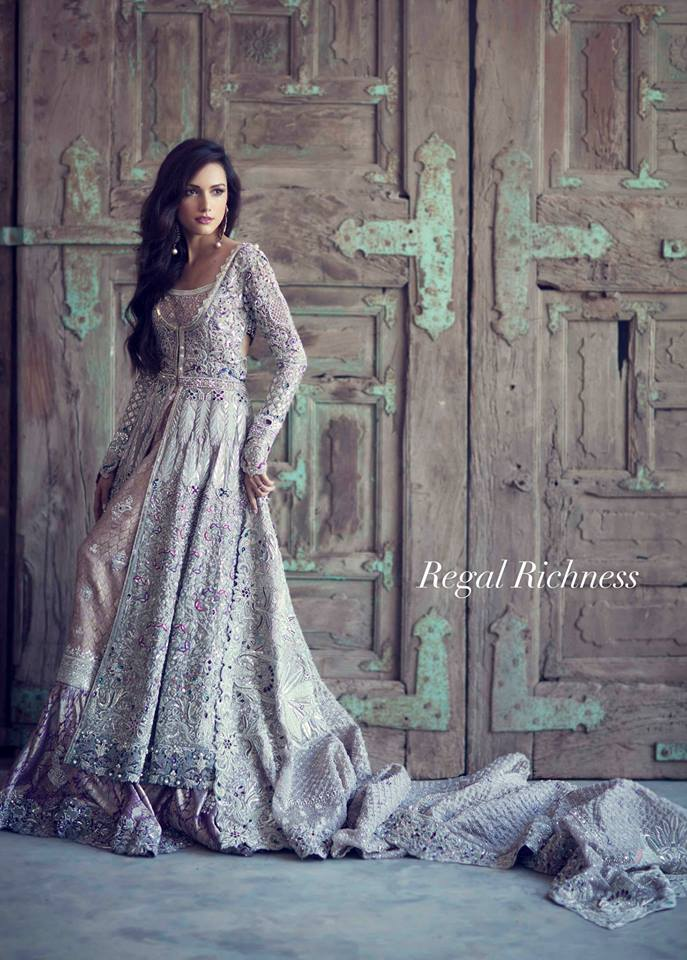 Elan Bridal Dresses Gowns Wedding 2018 2019 Latest Collection