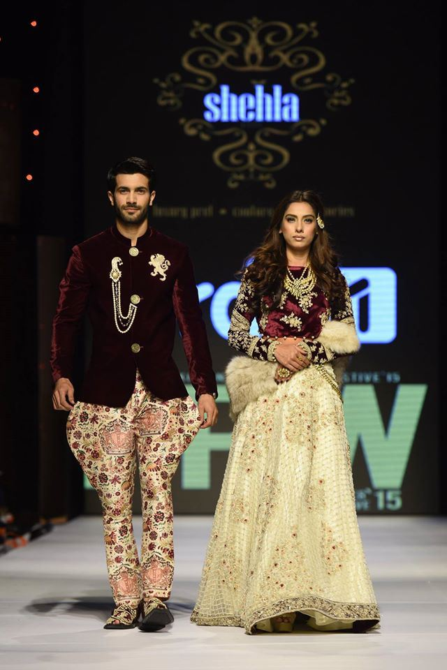 Fashion Week Pakistan 2015-2016 FWP'15 Designer Collections Day1, Day2, Day 3 (31)