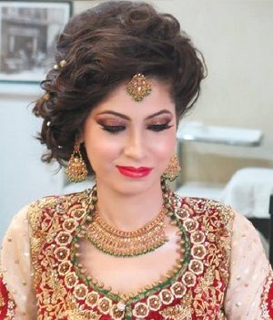 Formal Asian Pakistani Party Makeup Looks & Tutorial 2018-19