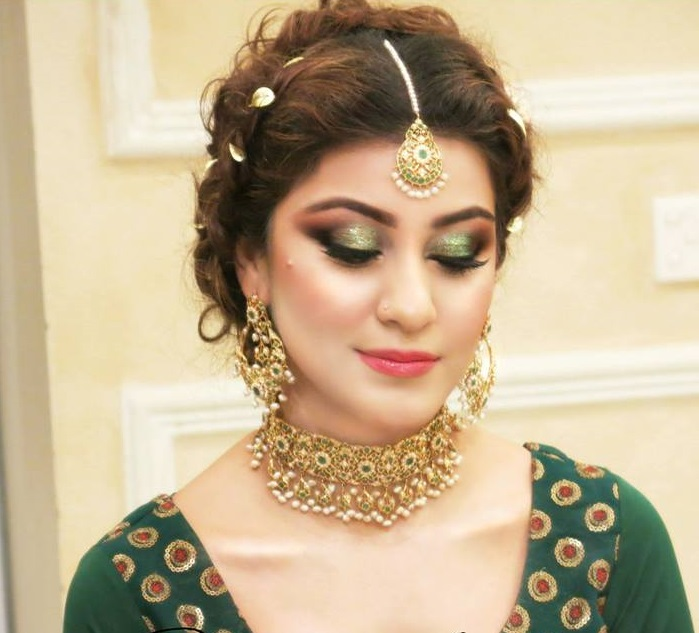 Formal Asian Pakistani Party Makeup Looks \u0026 Tutorial 2018,19