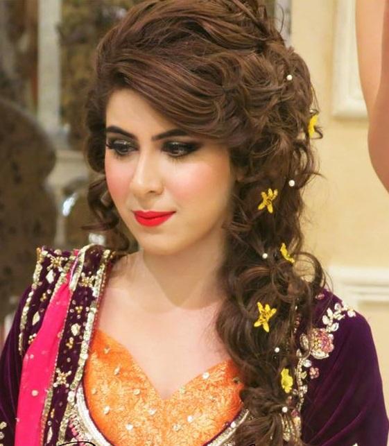 Formal Asian Pakistani Party Makeup Looks Tutorial 2018 19