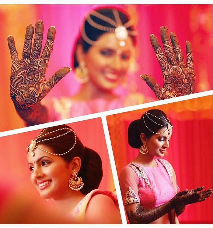 Geeta Basra- Top 10 Famous Indian Celebrity Wedding Dresses Trends (1)