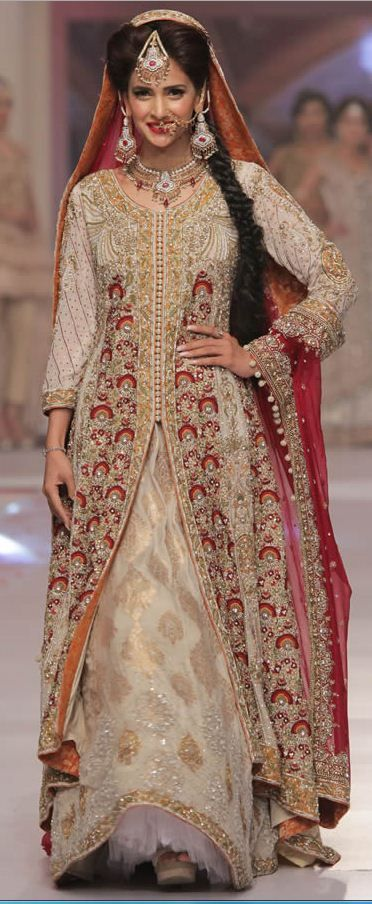 Latest Wedding Dresses 2017 Asian Bridal Gowns Collection