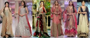 Latest Asian Bridal Wedding Gowns Designs 2016-2017 Collection