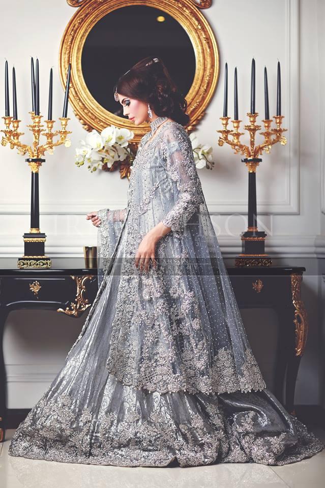 latest asian bridal wedding gowns designs 2018