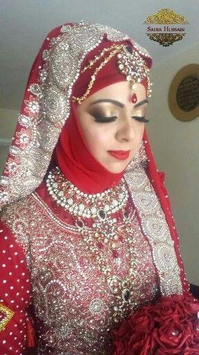 Latest Bridal Hijab Dresses Designs Amp Styles 2016 2017