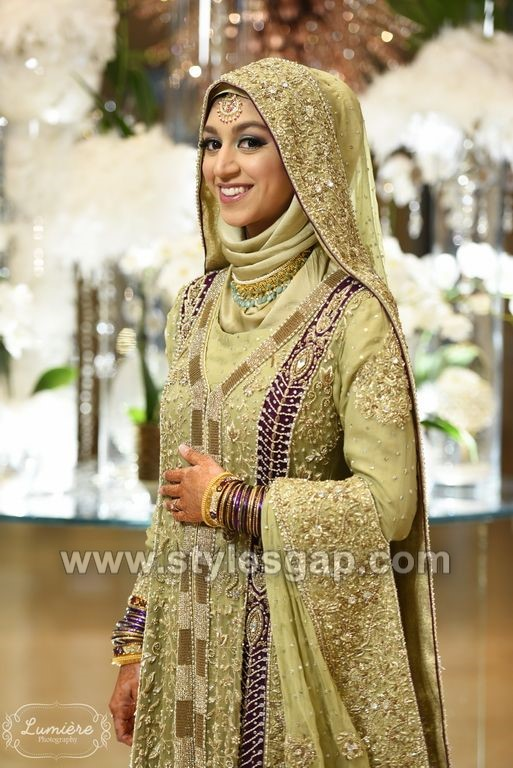 7ad67316bf13 Hope you will love this beautiful Latest Bridal Hijab Styles Dresses Designs  Collection.