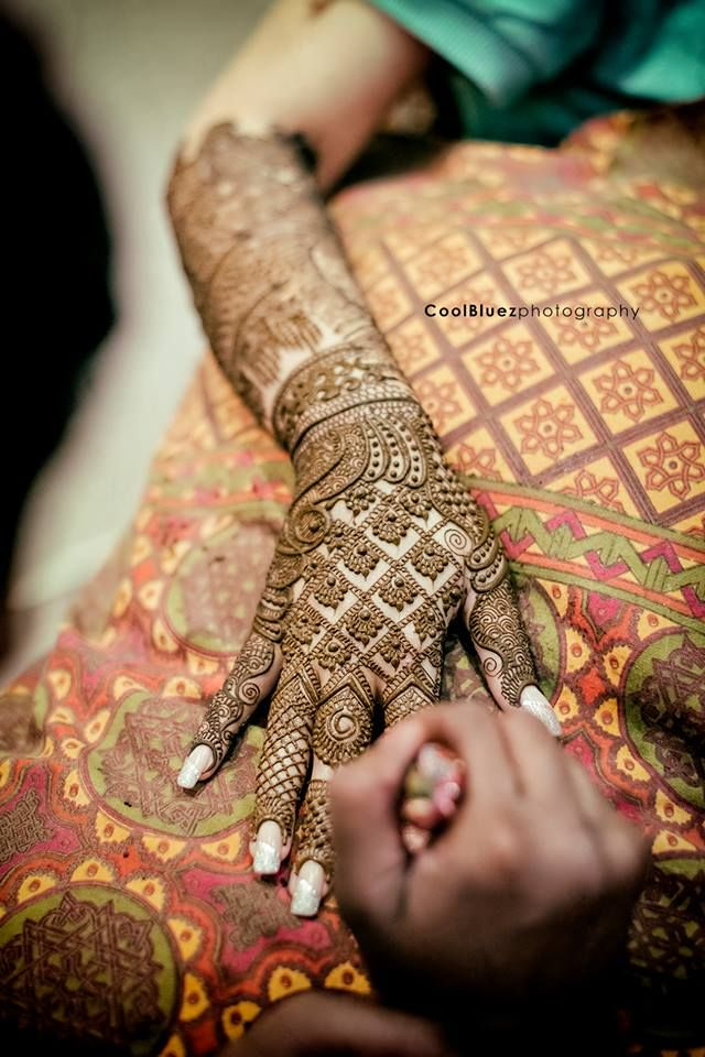 Mehndi New 2017 : Latest bridal mehndi designs collection  for