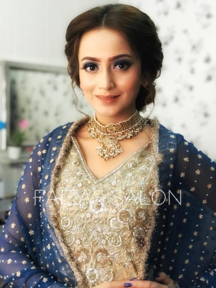 Formal Asian Pakistani Party Makeup Looks U0026 Tutorial 2018-19