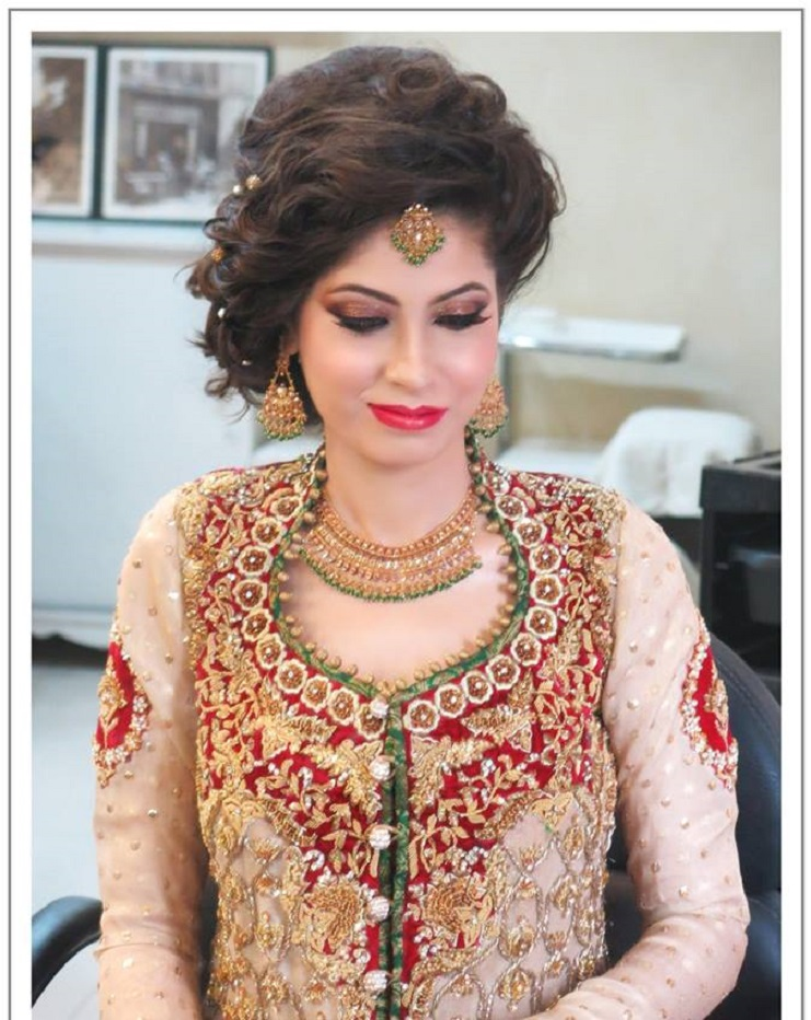 Formal Asian Pakistani Party Makeup Looks U0026 Tutorial 2018-19