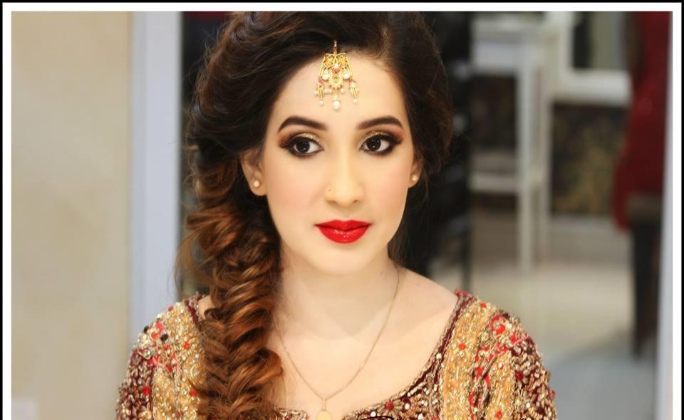 Mehndi Makeup Looks 2018 : Formal asian pakistani party makeup looks tutorial