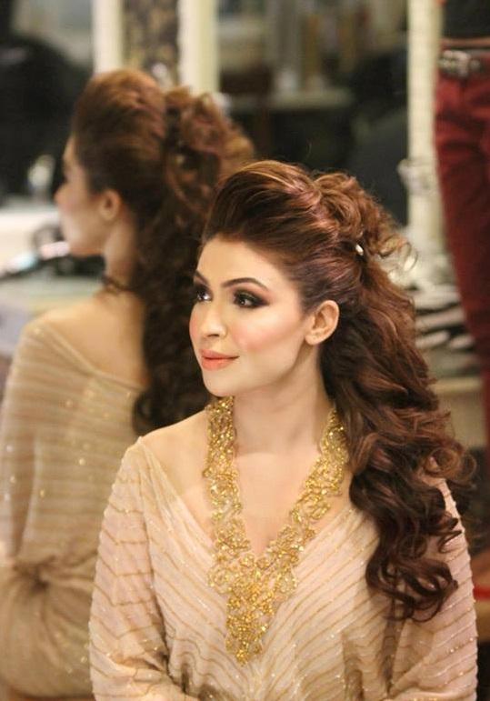 Latest Formal Asian Pakistani Party Makeup Looks Tutorial 2018 19 5 Stylesgap Com