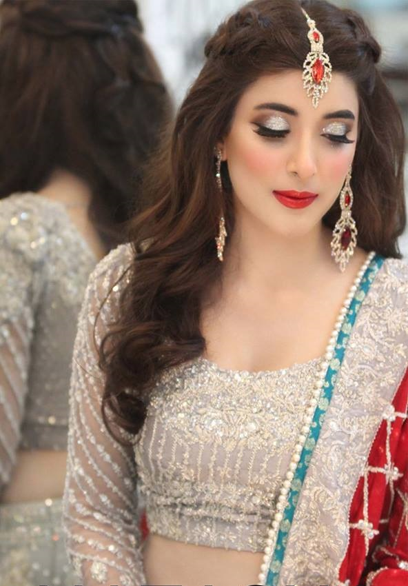 Formal Asian Pakistani Party Makeup Looks & Tutorial 2018-19