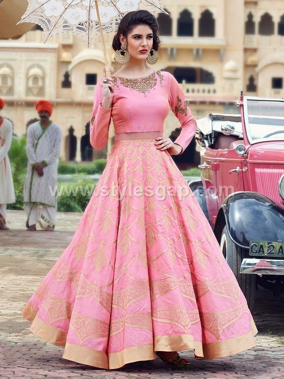 4df1a5ffc9 Latest Lehenga Choli Trends Designs 2019-20 Pakistani & Indian Fashion