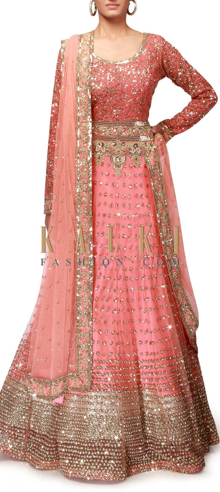 Latest Lehenga Choli Trends & Designs Collection 2016-2017 (28)