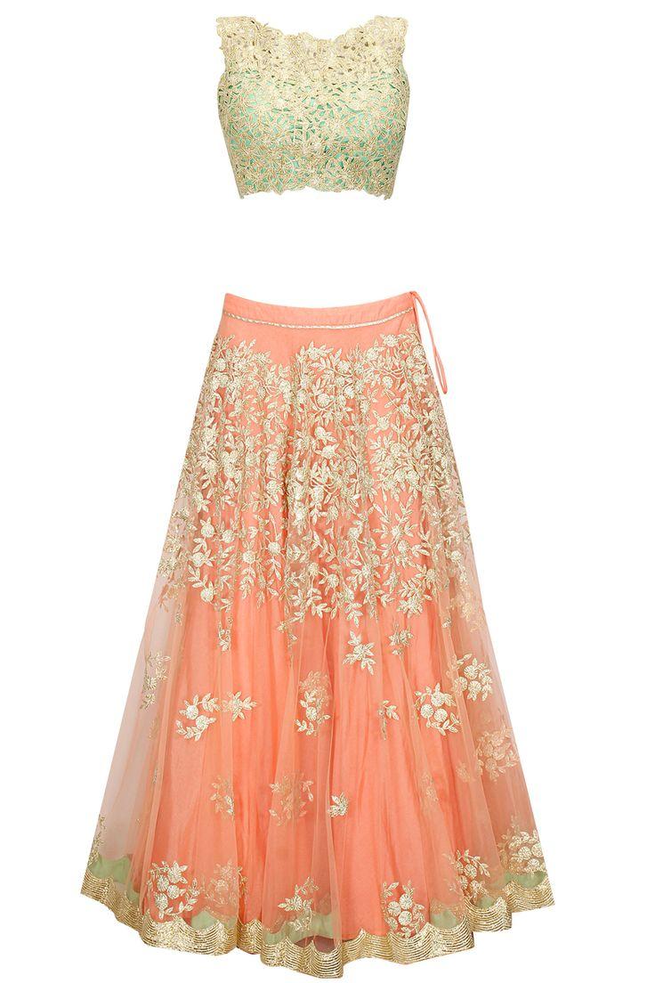 latest lehenga choli trends designs 2017 18 pakistani