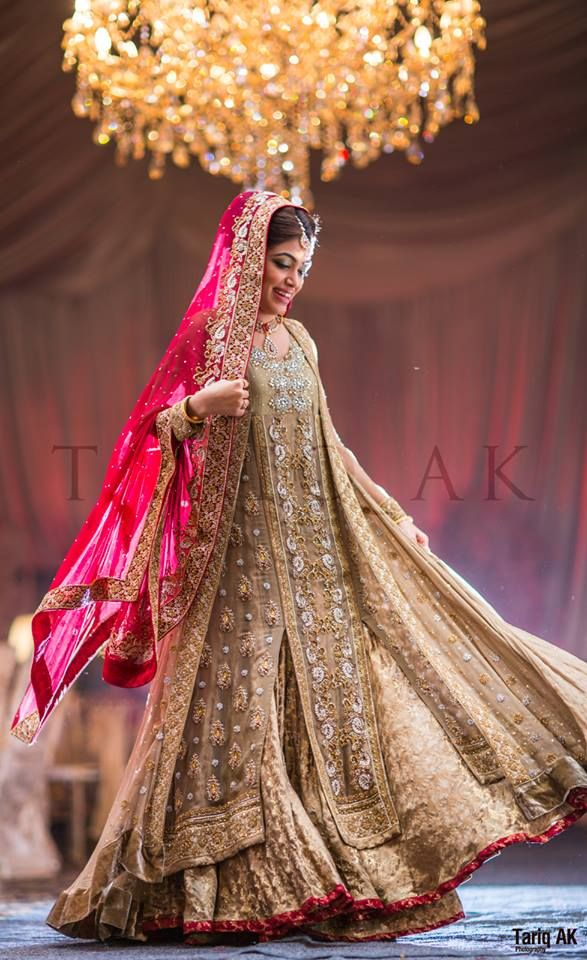 Pakistani bridal lehenga dresses designs styles 2018 2019 for Pakistani designer wedding dresses