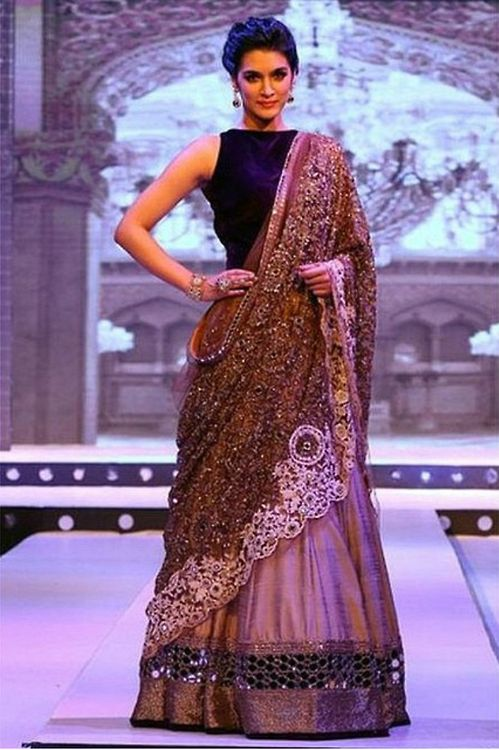 Manish Malhotra Latest Designer Saree Collection 2018 2019