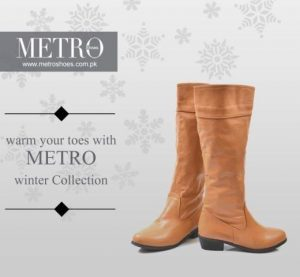 55e0f36be8c Top 10 Punto Medio Noticias | Metro Shoes Winter Collection 2019