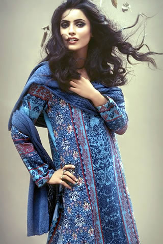 Pareesa by ChenOne Winter Collection for Women 2015-2016 (7)