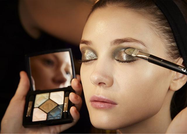 Party Wear Eye Makeup tutorial & Tips (4)
