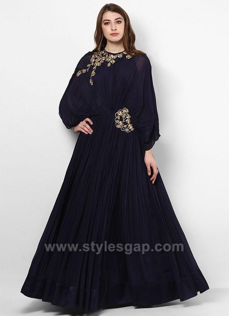 Latest Umbrella Cut Dresses Frocks Designs 2020 21 Collection