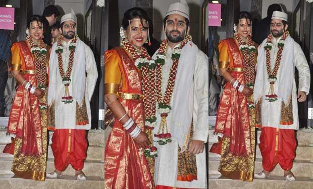Sameera Reddy- Top 10 Famous Indian Celebrity Wedding Dresses Trends (1)