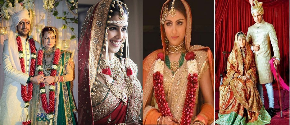 Celebrity Wedding Dresses In India 23