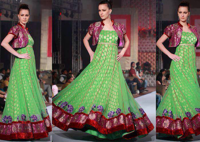Umbrella Frocks Designs & Styles Latest Collection 2016-2017 (1)