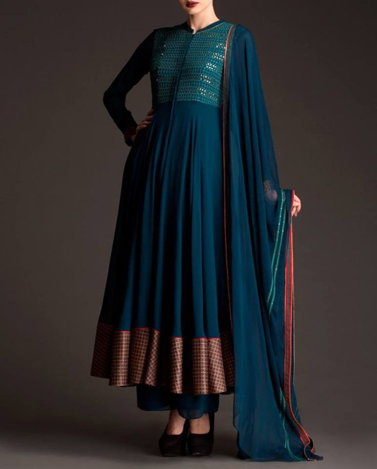 Umbrella Frocks Designs & Styles Latest Collection 2016-2017 (13)