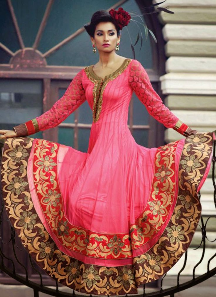 Umbrella Frocks Designs & Styles Latest Collection 2016-2017 (16)