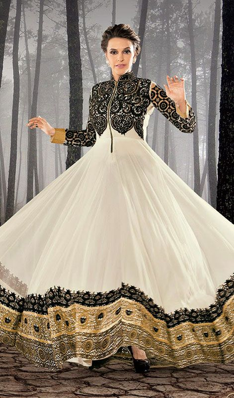 New Anarkali Designs With Price