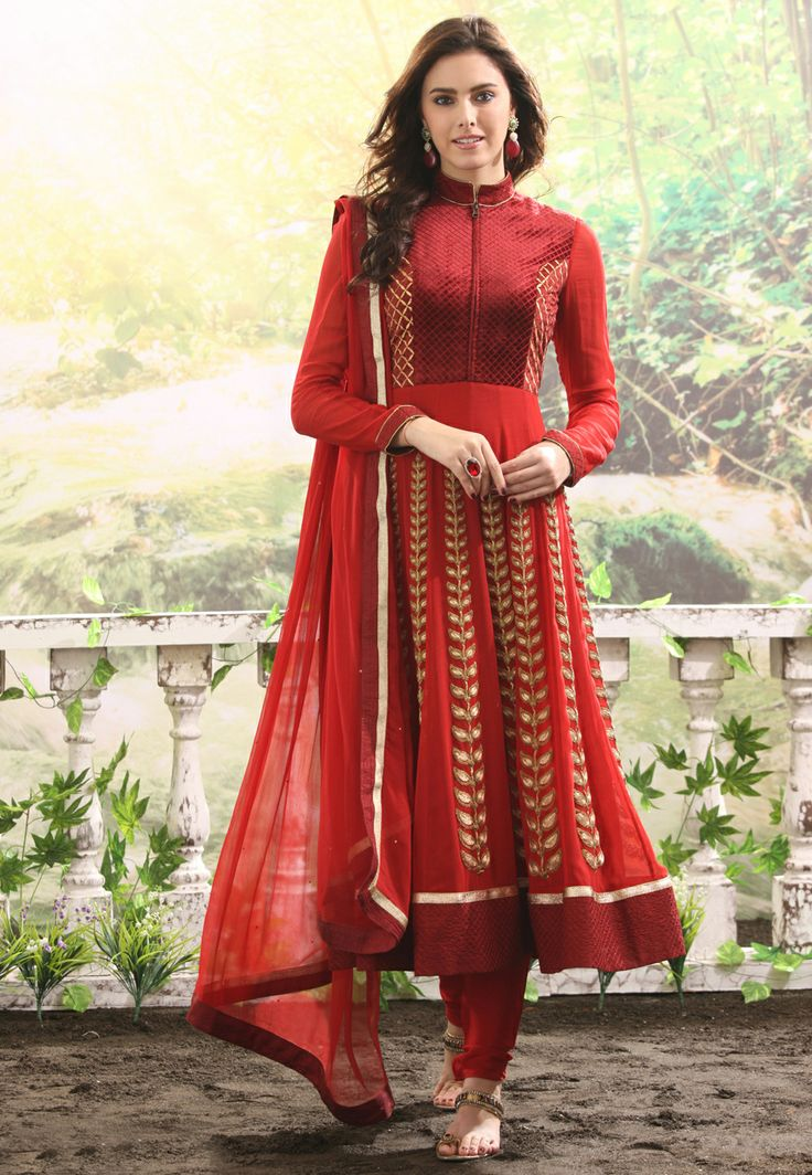 Umbrella Frocks Designs & Styles Latest Collection 2016-2017 (20)