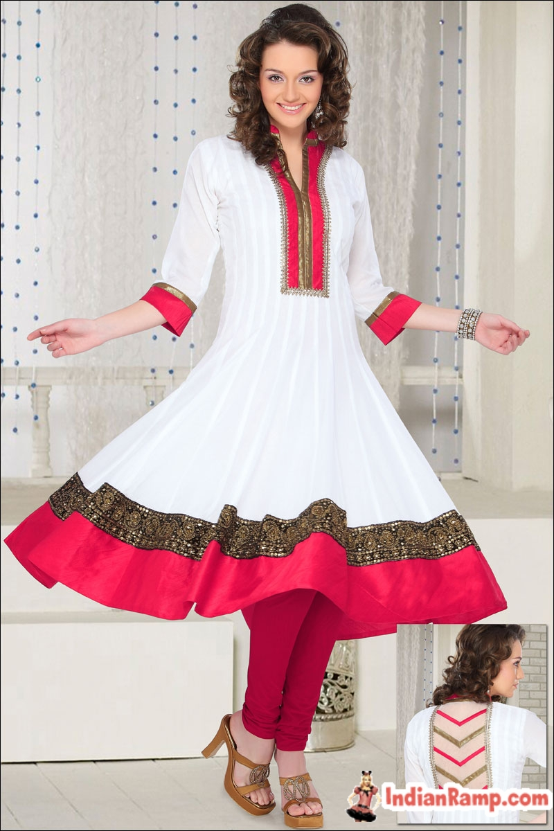 Latest Design Of Assam Type House: Umbrella Frocks Designs & Styles Latest Collection 2016-2017